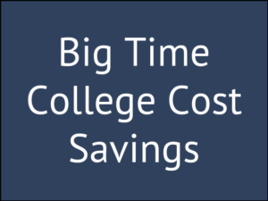 17 Step Roadmap to Cut Your College Costs Big Time
